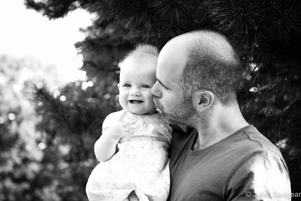 Kiss - Family Photography - Wandsworth Common