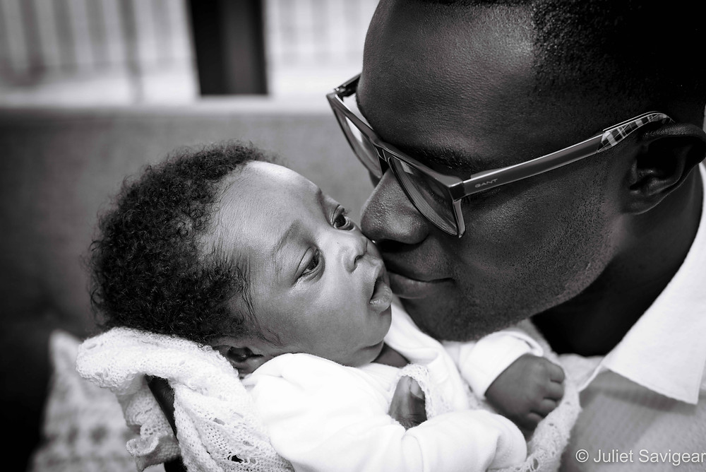 Father's Kiss