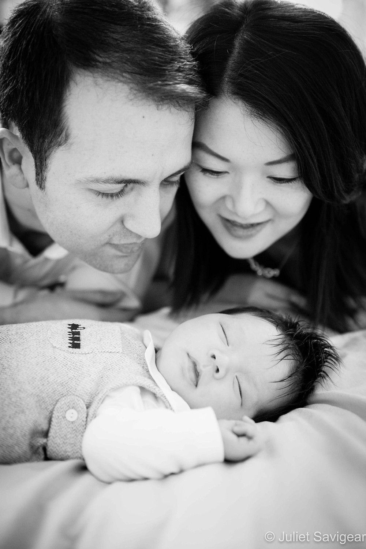 New Baby - Baby Photography, Clapham