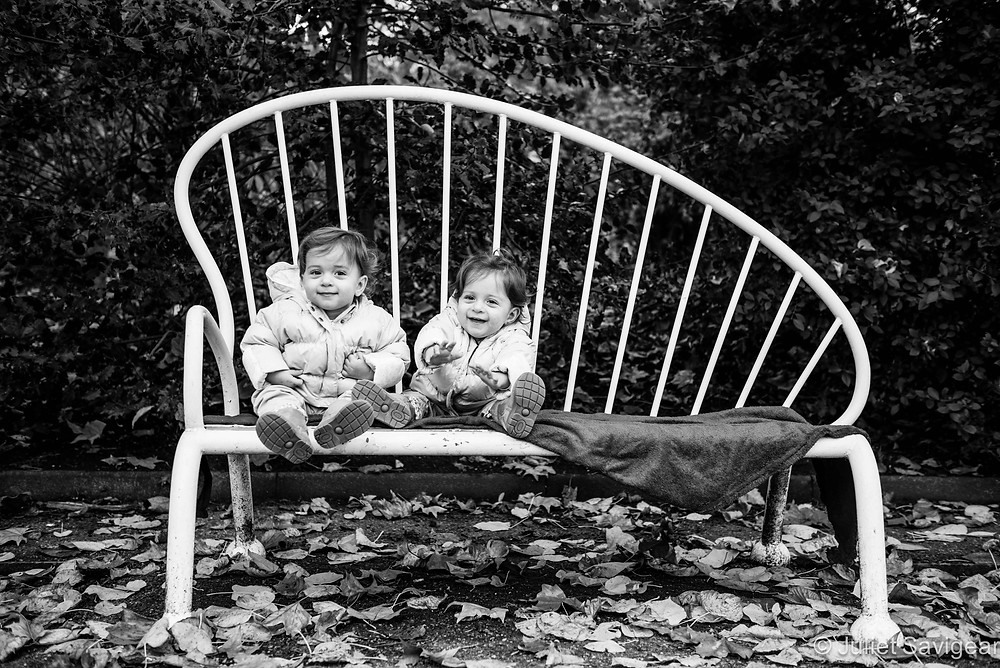 Twins Photography in Battersea Park - Kensington & Chelsea