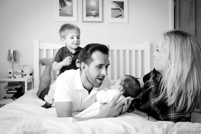 Newborn Baby, Children's & Family Photographer - Earlsfield
