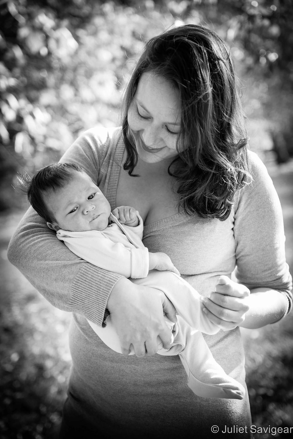 Mother & baby - Orpington photography