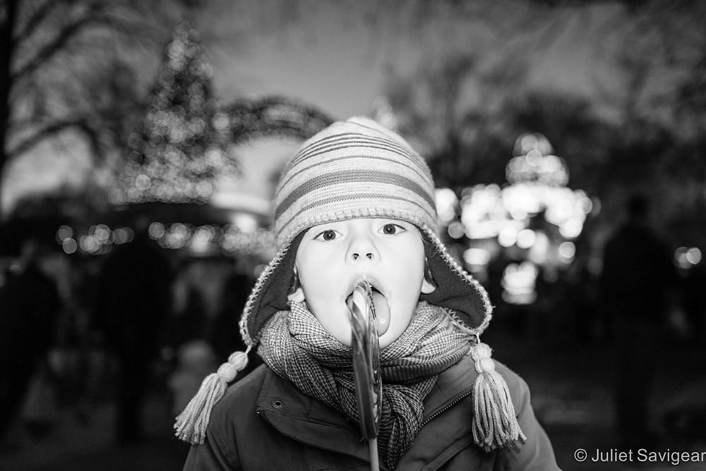 Winter Wonderland, Hyde Park - Family Photographer, London