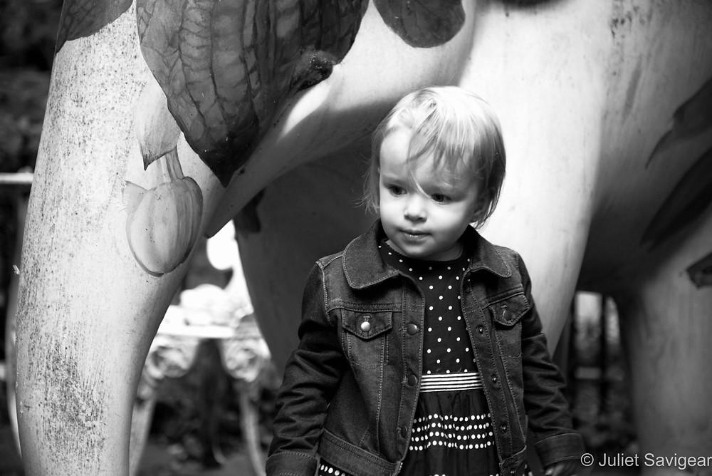 Exploration - Children's Photography, South Kensington