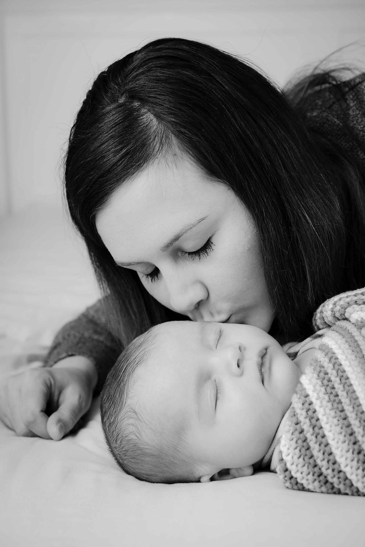Mummy's Kiss