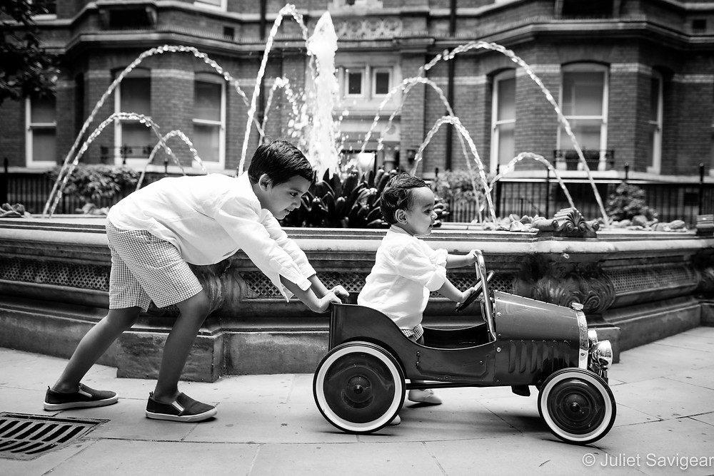 Brothers - Children's Photography, Victoria, London