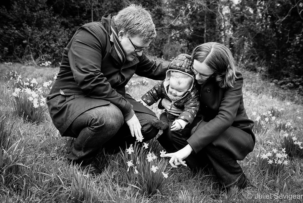 Spring Flowers - Baby & Family Photography, Belsize Park