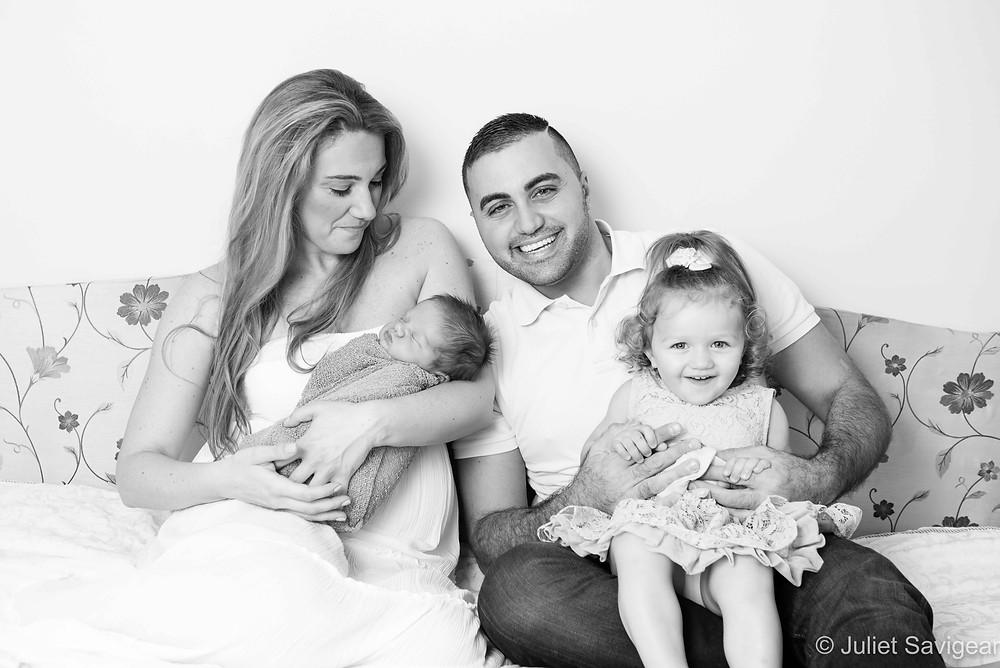 Family Portrait - Family & Baby Photography, London