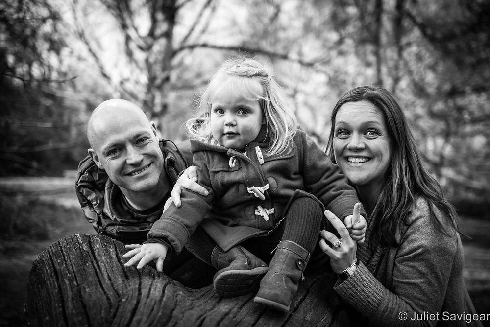Family Portrait Photography, Hampstead Heath