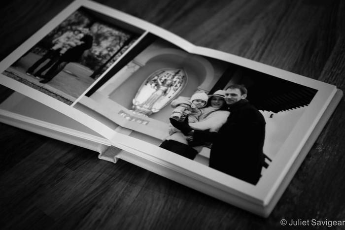 """Elli-Anne - One year Old"" Fine Art Photo Album"