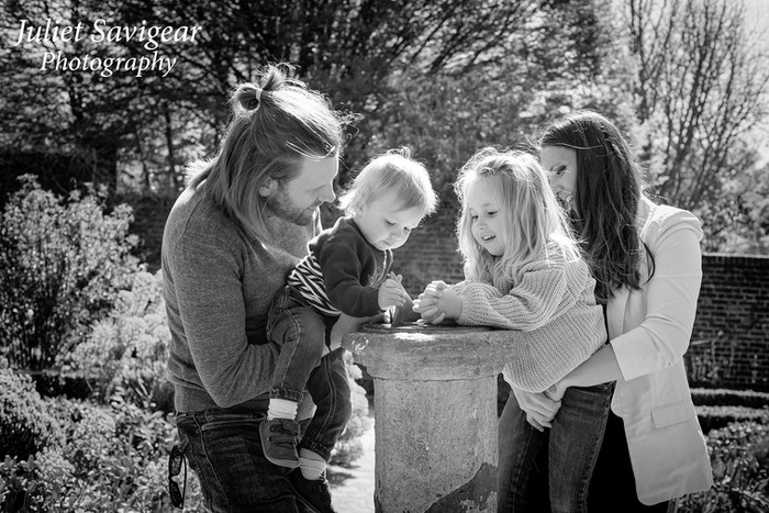 Springtime Family Photo Shoot - The Rookery, Streatham Common