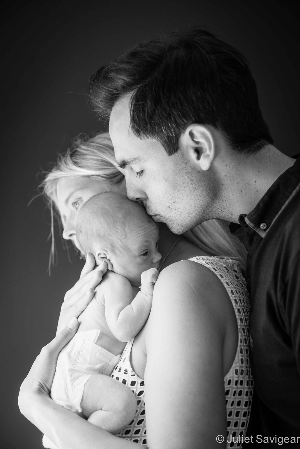 Family Portrait - Newborn Baby & Family Photography, Tooting