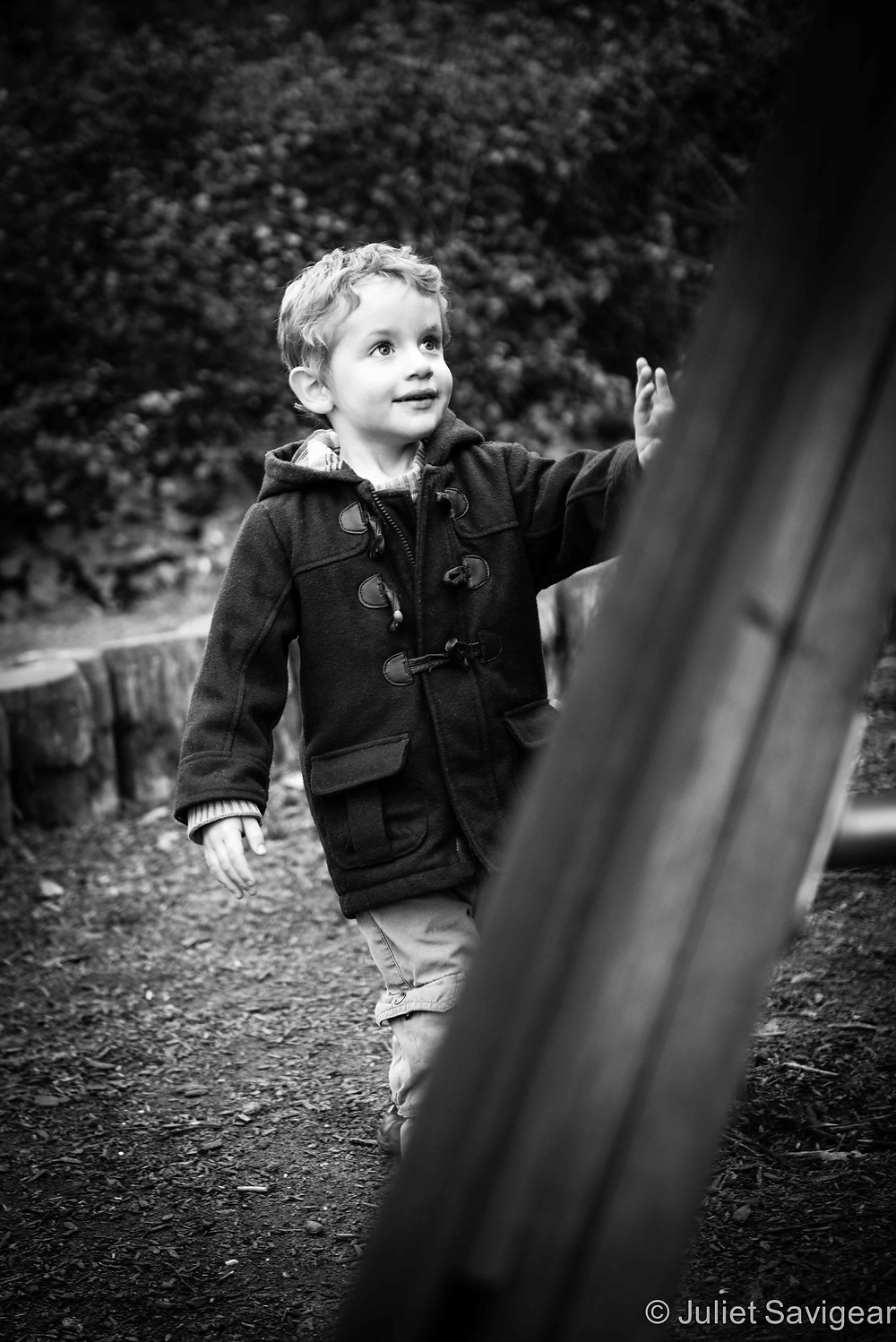 Now Let's Climb This - Children's Photography, Chiswick