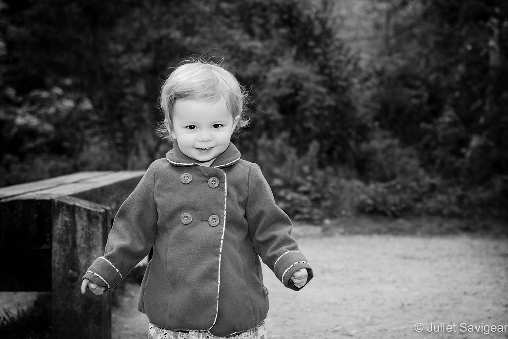 Cheeky Toddler!
