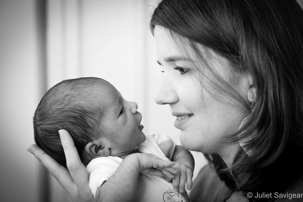With Mummy - Newborn Baby & Family Photography, Battersea