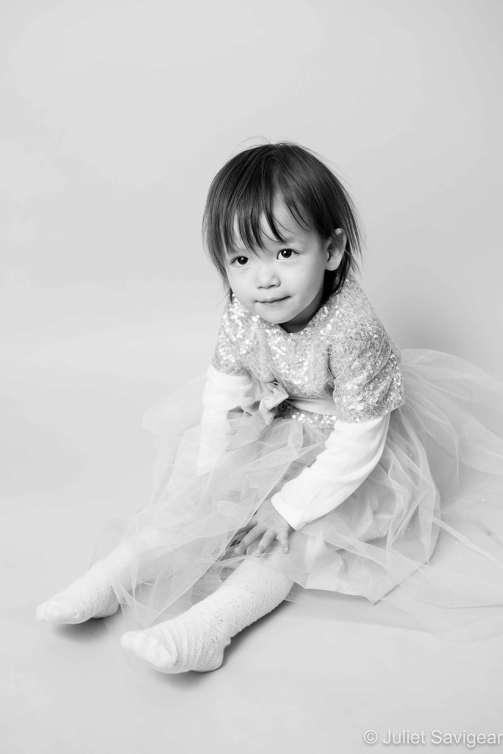 All Dressed Up - Children's Photography, Clapham