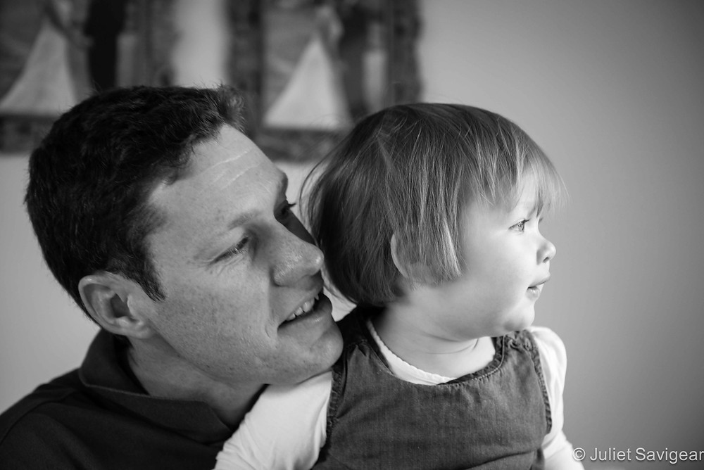 With Daddy - Toddler & Family Photography, Wimbledon