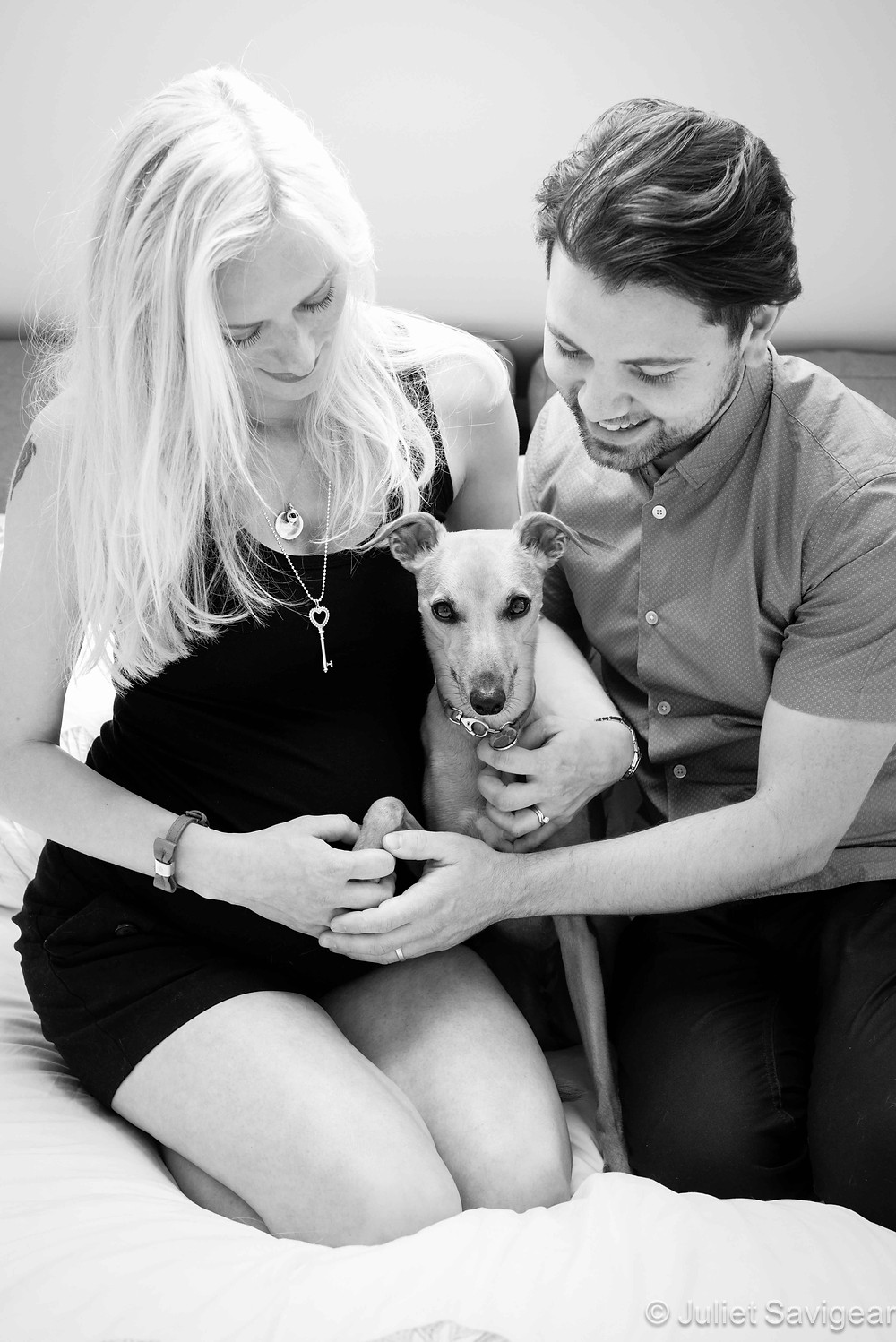 Growing Family - Maternity Photography, Battersea