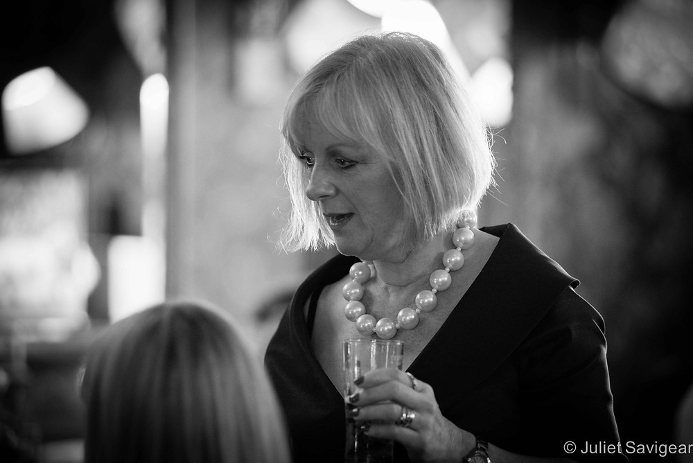 Christening Photography - Grandmother - Balham