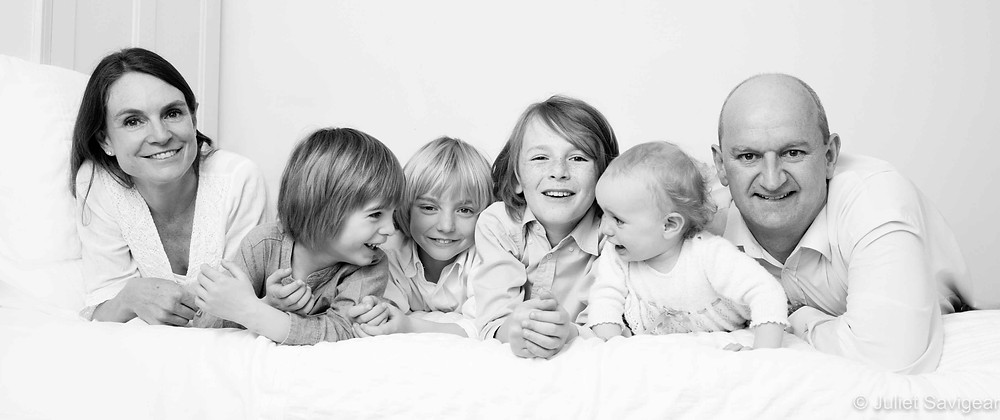 Family Portrait - Children's Photography, Clapham