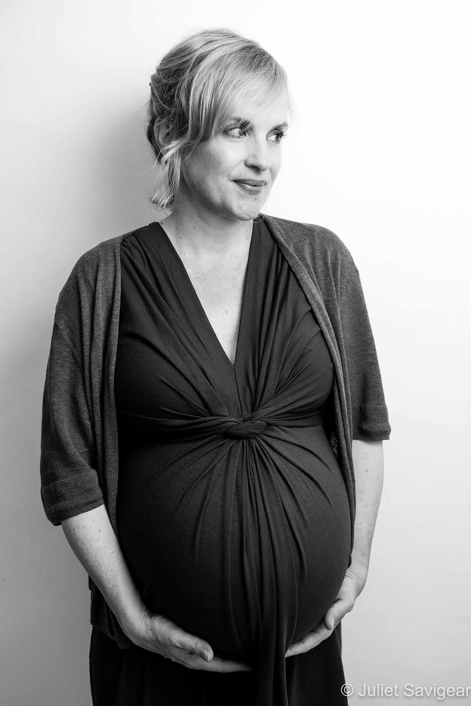 Pregnancy Photography - Clapham