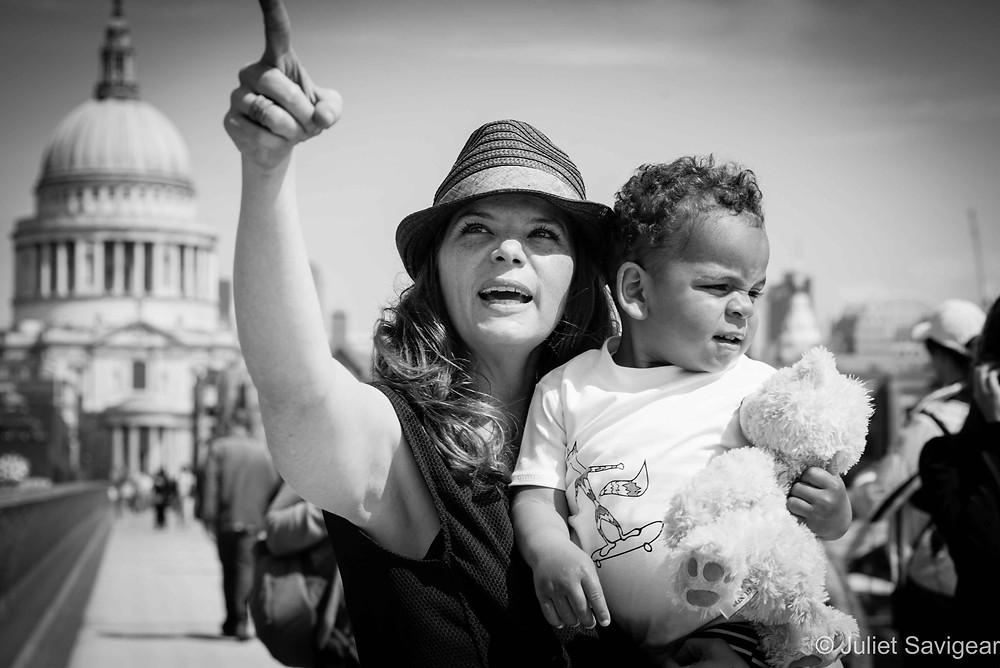 St Pauls - Family Photographer, London