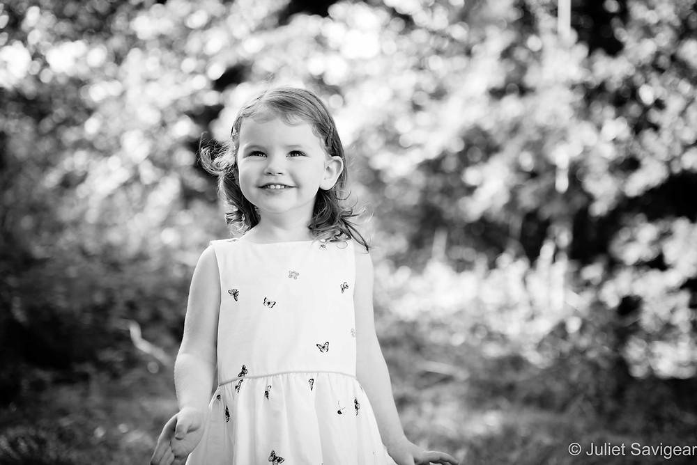 Outdoor children's photography