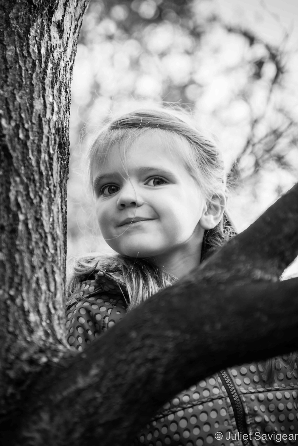 Among The Branches - Children's Photography, Wandsworth Common