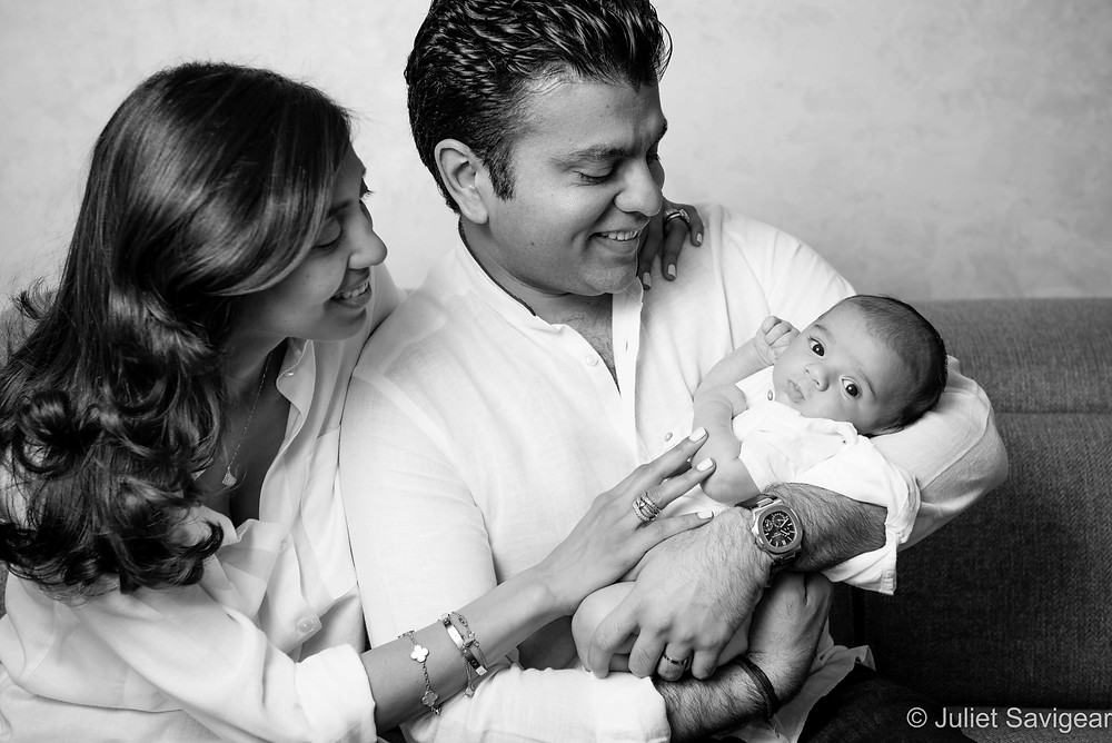 Family Portrait - - Baby Photography, London