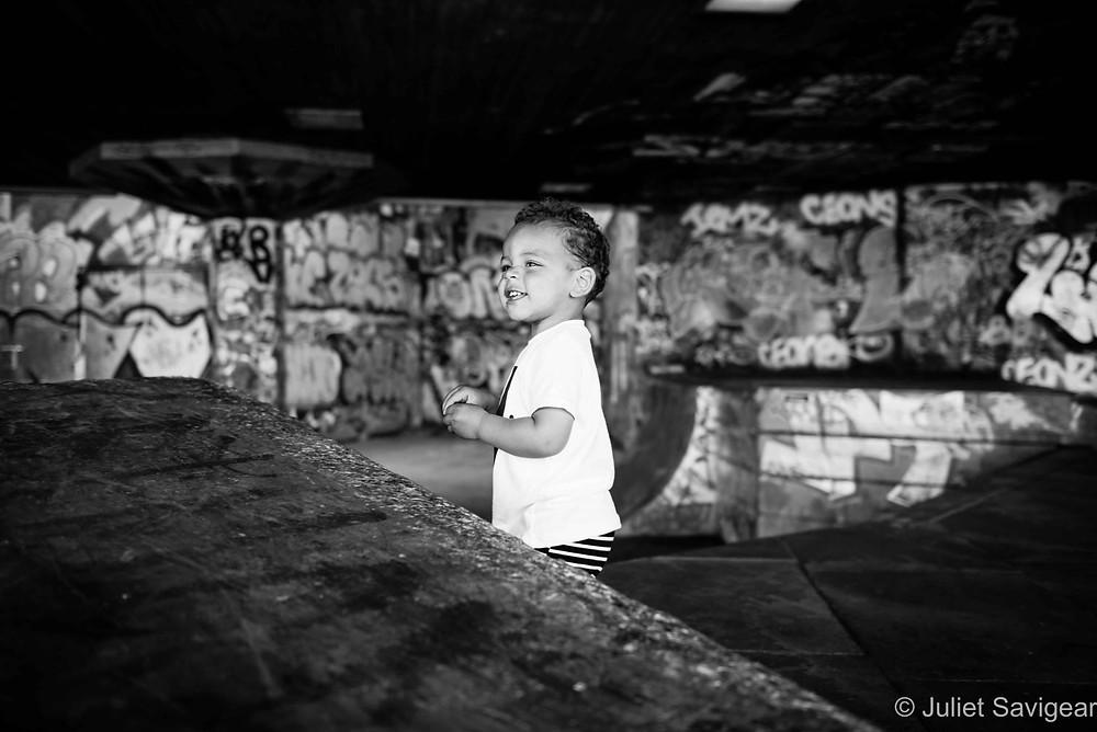 Southbank Skatepark - Children's Photographer, London