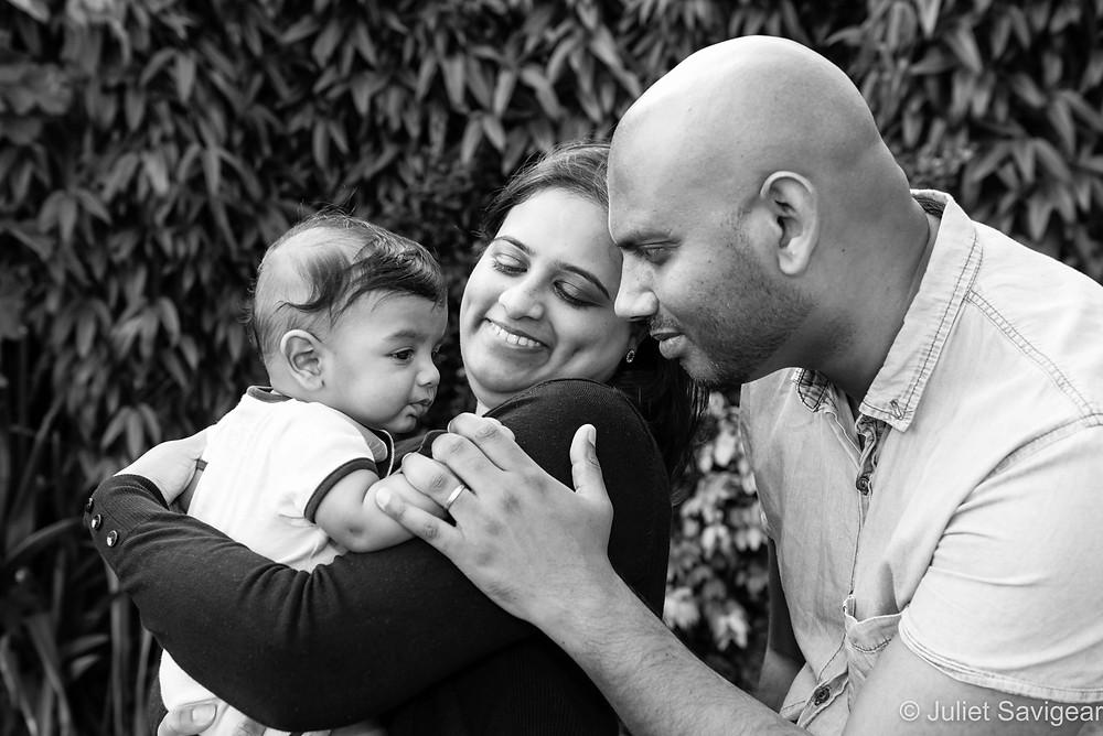 Family Portrait - Baby Photography - Mitcham