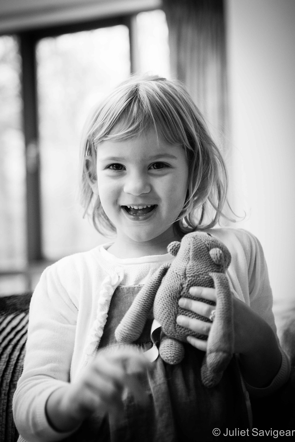 Monkey Hide And Seek - Children's Photography, Purley