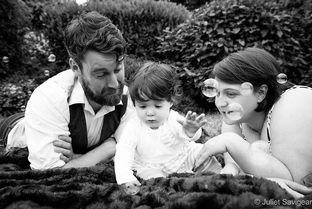 Bubbles - Family Photography, Penge