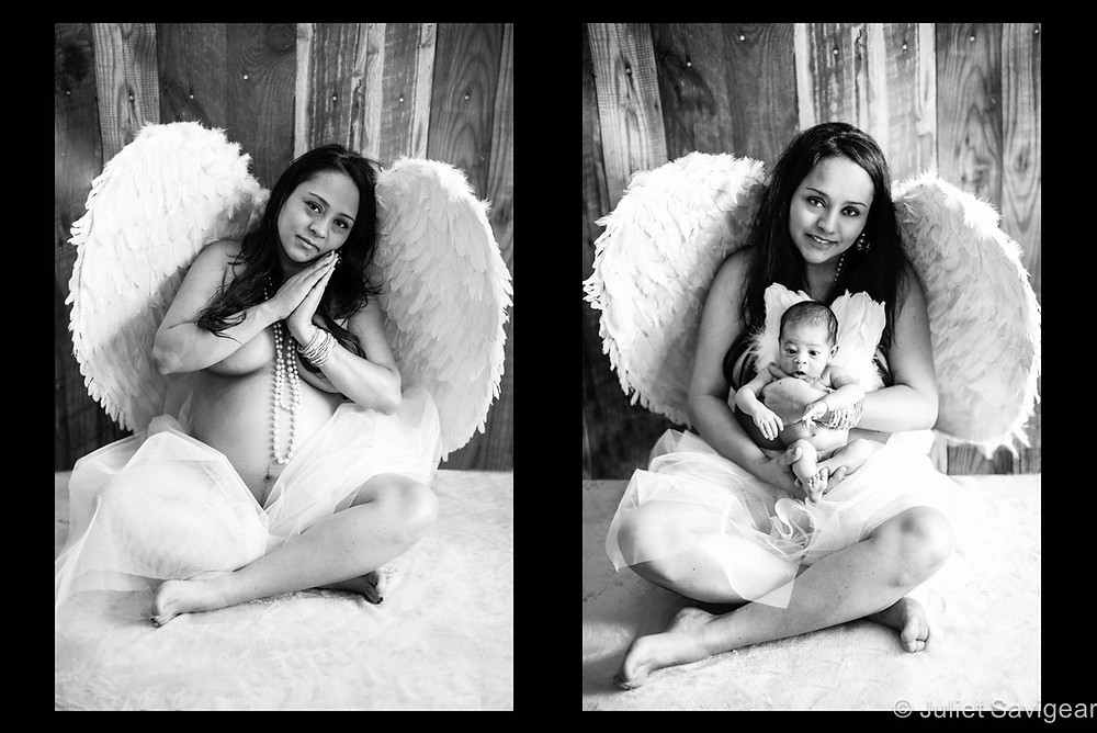 Beautiful Angels - Pre & Post Baby Photography, Stratford