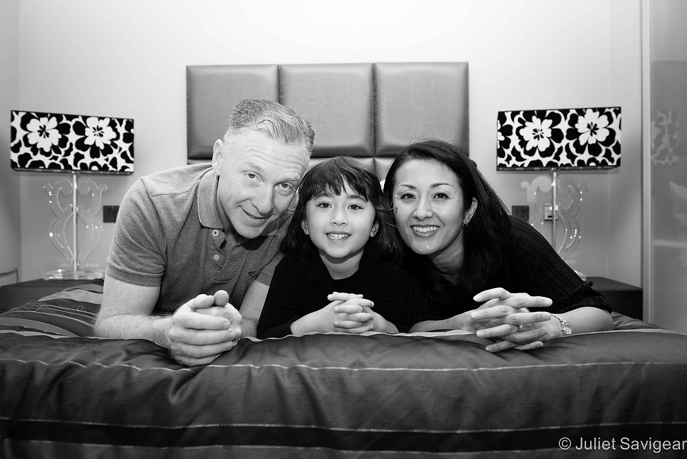 Family Portrait - Children's & Family Photography, Maida Vale