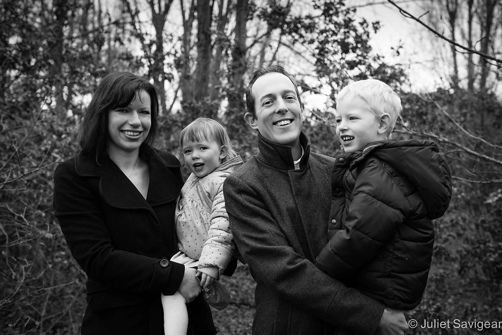 Family Portrait - Children's & Family Photography, Tooting Common