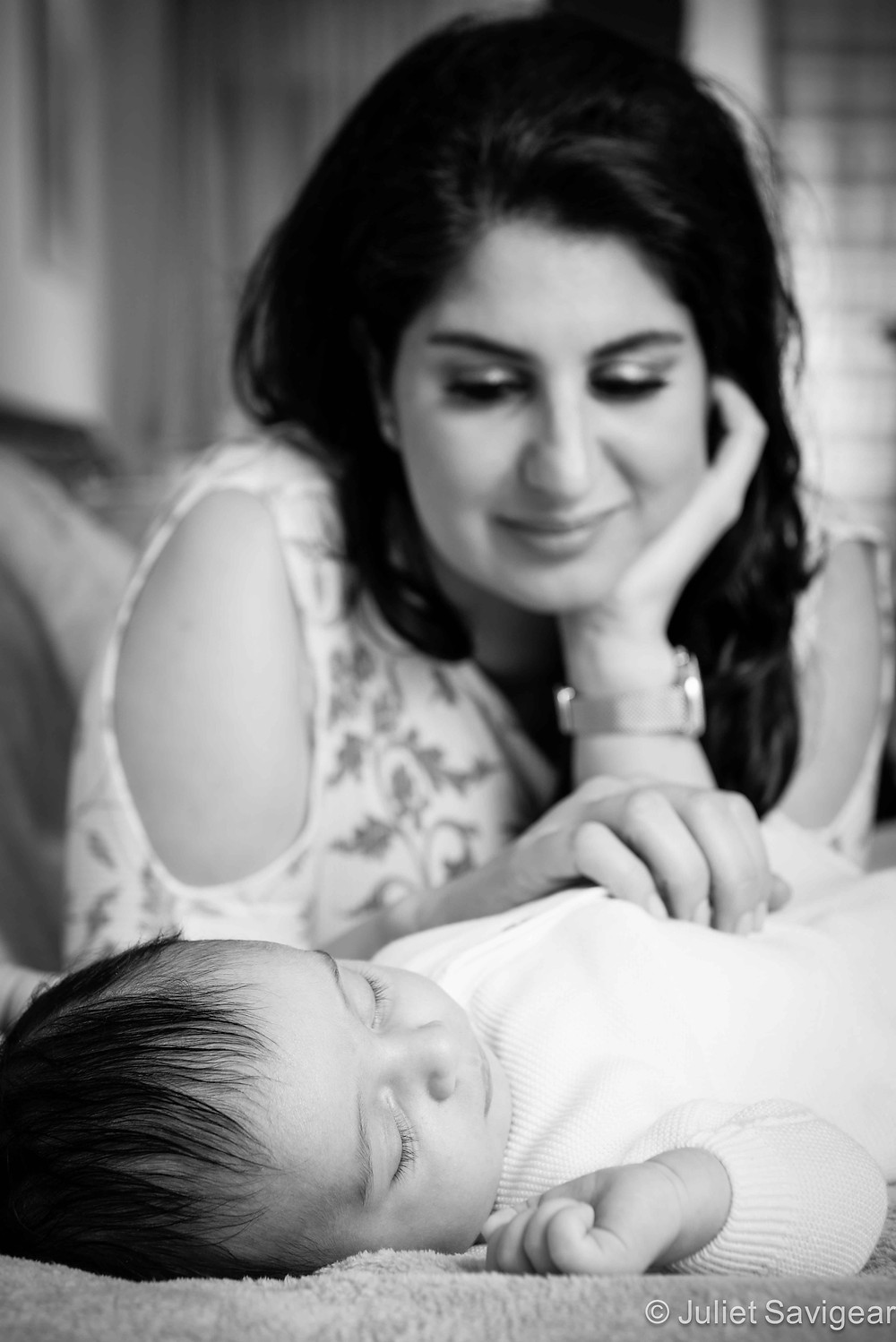 Mother's Caress - Baby & Family Photography, Bayswater