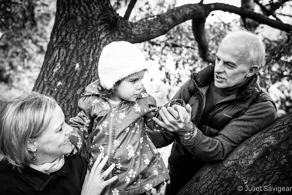 Climbing Trees - Children's & Family Photography, Battersea Park