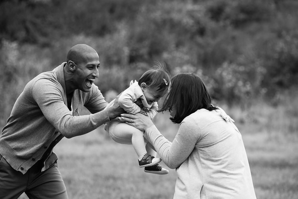 Family Photography - Wimbledon