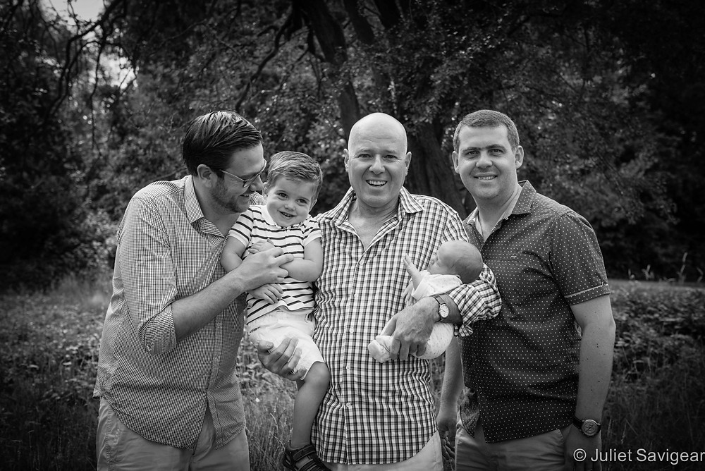 The Boys! Family Photography, Tooting Common