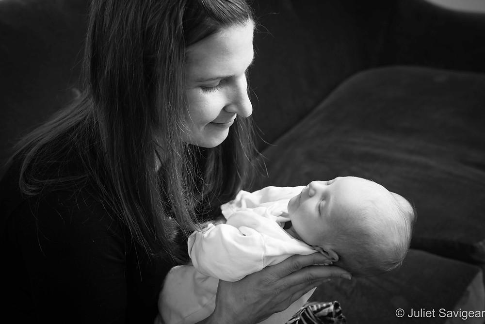 Mother & Baby - Baby Photography - Thornton Heath