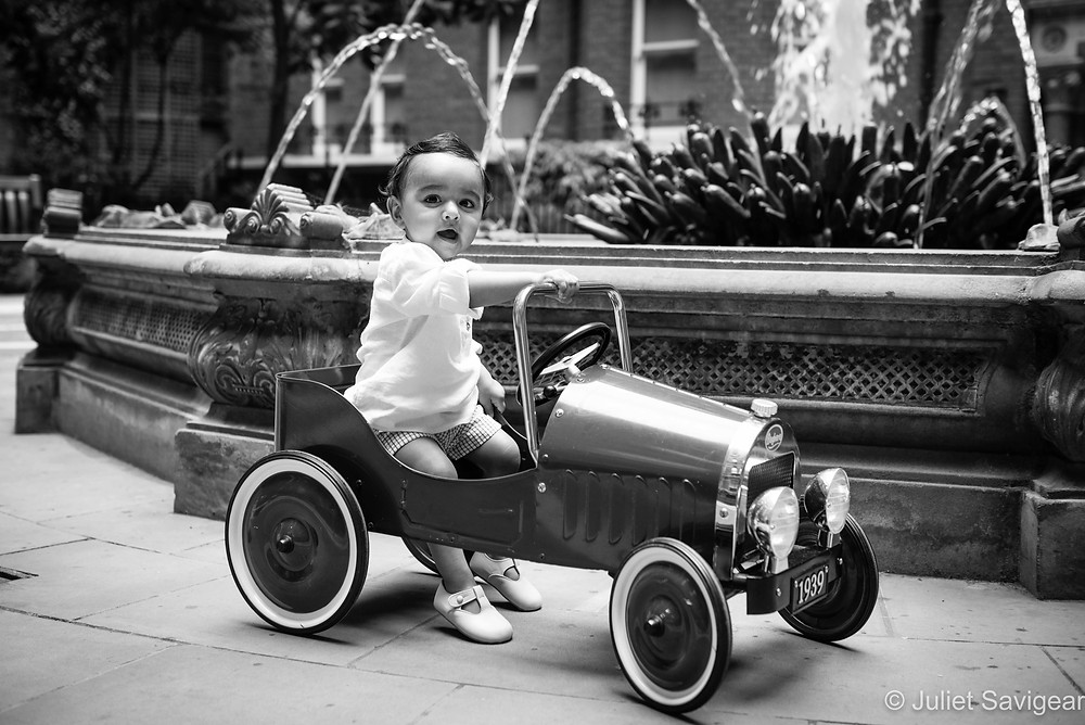 My Car - Children's Photography, Victoria, London