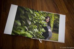 Stunning Maternity Photo Album