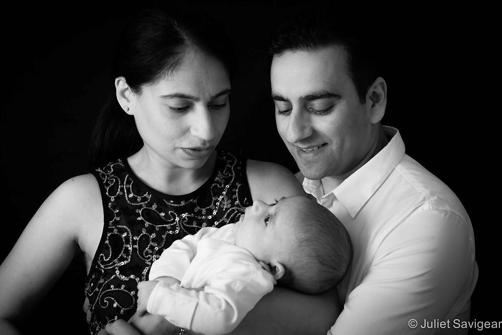 Family Portrait - Baby & Family Photography, Croydon