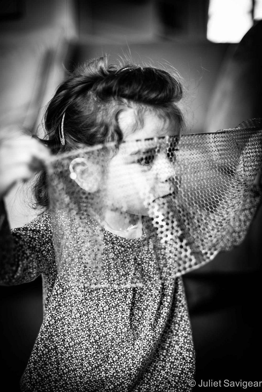 Veil - Children's Photography, Clapham