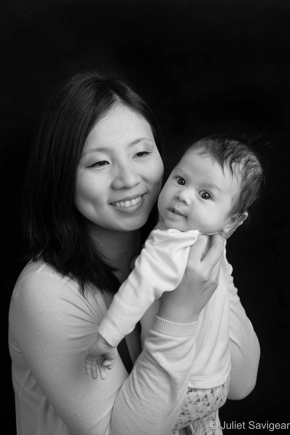Mother & Baby - Baby Photography, Brixton