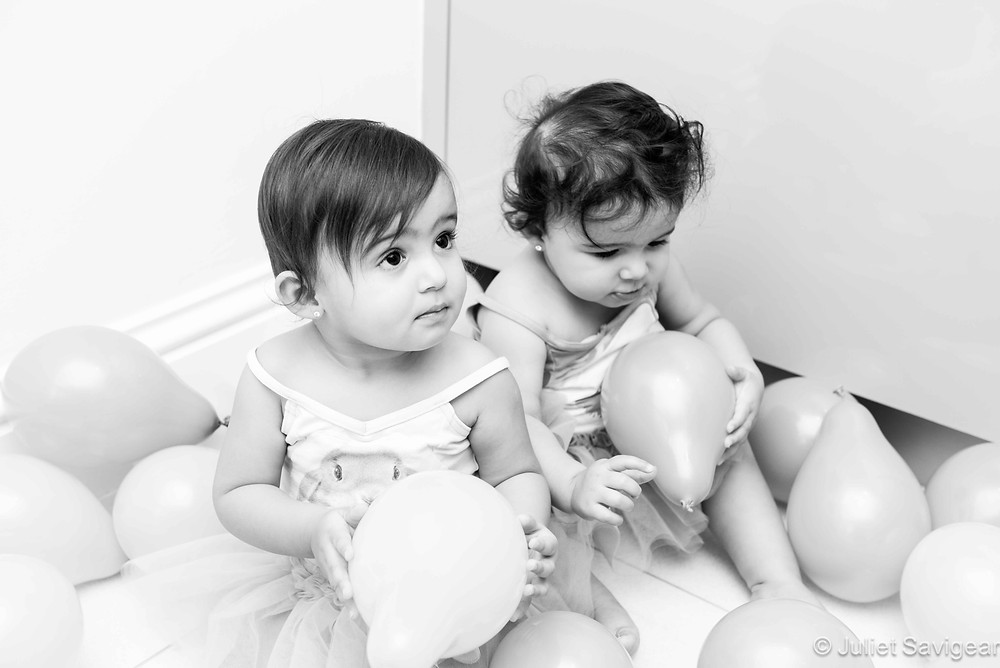 Balloons - Twins Photography, Clapham