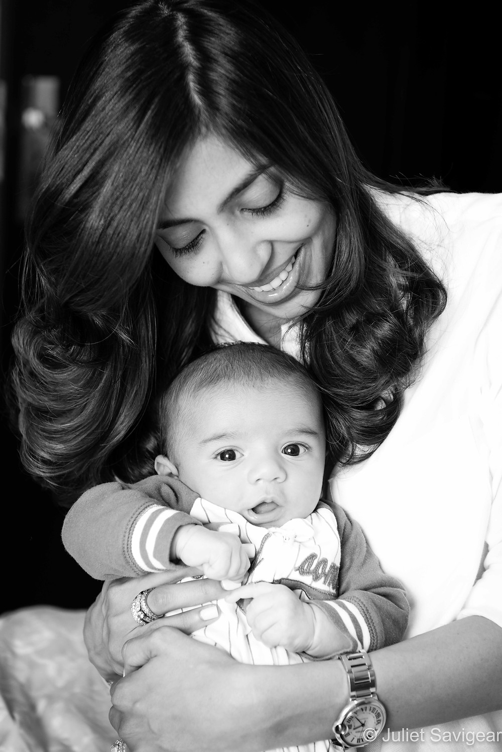 Mother & Baby - Family Photography, London