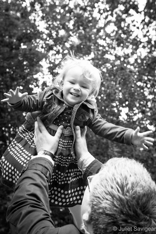 Flying High - Children's Photography, South Kensington