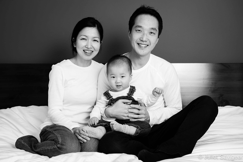 Family Portrait Photography - Parsons Green